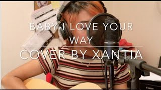 Peter Frampton - Baby I Love Your Way (Cover by Xantia)