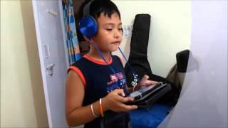 DJ bravo champion (cover)