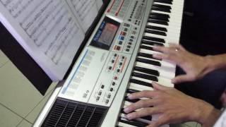 [teclado] Amar você - Fernanda Brum