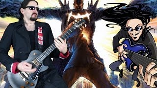 "Kill La Kill Gamagori's Theme ""Epic Rock"" Cover/Remix (Little V)"