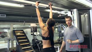 Train Like A Bikini Pro - Crissy Zachanowich