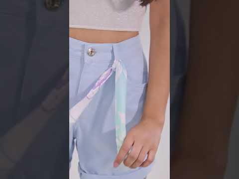 Bermuda Jeans Boyfriend Lez a Lez Azul