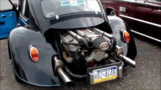 Volkswagen Beetle LT1 V8 swap street car