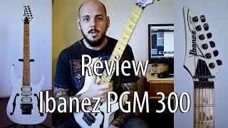 Cómo suena? Review Ibanez PGM 300 (Paul Gilbert, Mr Big, Racer X ALERT!!) width=