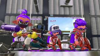 Splatoon 2 - Turf War Comeback
