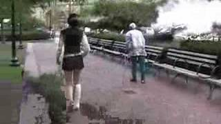 cast leg combo cast in the street