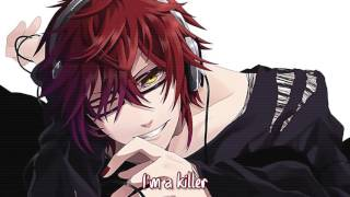 【Nightcore】→ Killer || Lyrics
