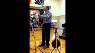 Cascade High School Veterans Day program