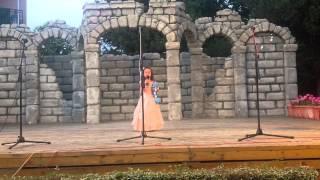 """Cihicin Evelina, """"Papusa Sanduta"""", debut"""
