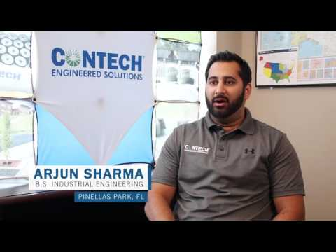 Contech Engineered Solutions - Manufacturing Management Program