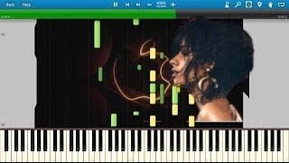 iphone ringtone time passing in Havana  remix (synthesia)