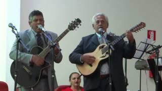 Alarico e José Rosa louvor na Catedral