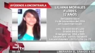 ALERTA AMBER Desaparece menor de 12 años en Cuatitlàn Izcalli