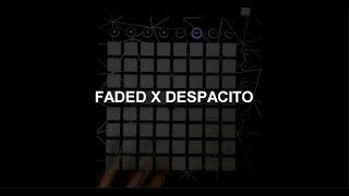 DESPACITO X FADED (Mashup) // Launchpad Mk2 Cover + Project File