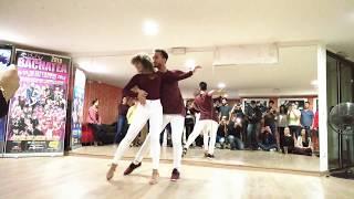 Piso 21 - Me Llamas Dj Tronky Bachata Remix (Adrián Verdú y Anna Navarro workshop Antilla)