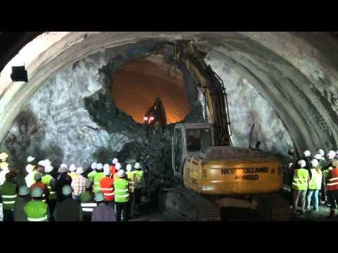 Fermanoğlu İnşaat Yerköy-Yozgat-Sivas Hızlı Tren Projesi Tünelleri 2