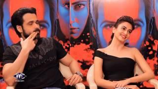 Emraan Hashmi tells the RAAZ behind his Kissing scenes and great Music   Karan Singh chhabra width=