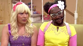 "JIMMY FALLON & WILL.I.AM's ""Ew"" Music Video 