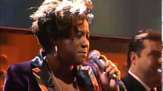 Duet with Marvin Gaye - Leona Philippo & B Movie Orchestra - Dwdd 12-9-2014