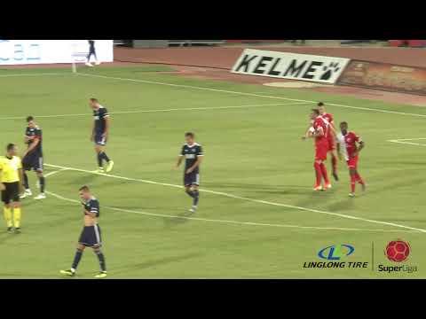 Linglong Tire Super liga 2019/20 - 5.Kolo: VOJVODINA – TSC 2:2 (0:0)
