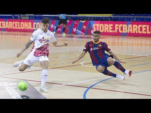 Barça - El Pozo Murcia Costa Cálida Jornada 29 Temp 20-21