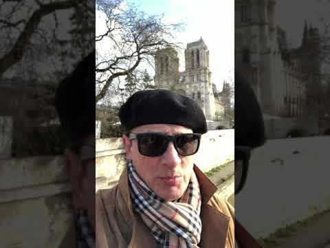 Christmas Eve/Notre Dame Sadness (Paris) Youtube Video