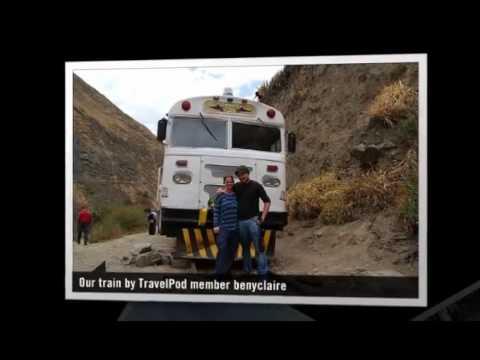 """""""El Nariz del Diablo (The Devil's Nose)"""" Benyclaire's photos around Riobamba, Ecuador"""