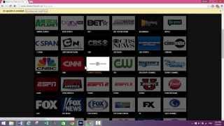 How to watch FREE Live TV Online 2015!