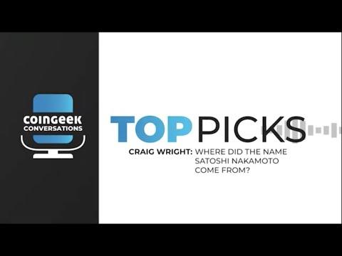 Dr. Craig S Wright  | CGConversations #TopPicks