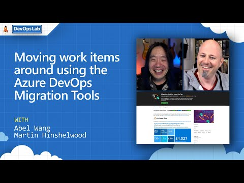 Moving work items around using the Azure DevOps Migration Tools