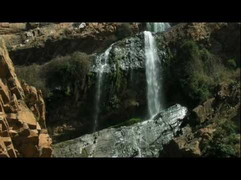 Relaxing Waterfall Sounds Video