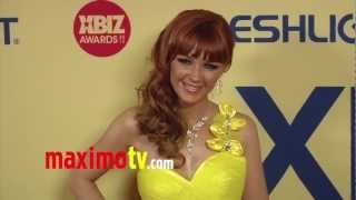 Marie McCray 2013 XBIZ Awards Red Carpet Arrivals