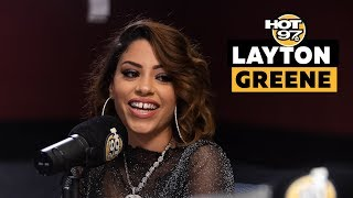 Layton Greene Shares Her Story, Backlash From Kodak Black Cover & Schools Us On East St. Louis