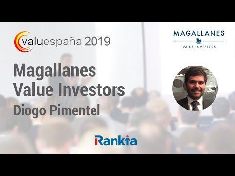 """Conferencia de Diogo Pimentel de Magallanes Value Investors en VALUESPAÑA 2019 que tuvo lugar el pasado 4 y 5 de Abril. Este evento tiene como objetivo de divulgar el """"Value Investing"""" a través de ponencias de calidad ofrecidas por una cuidadosa selección de los mejores inversores."""