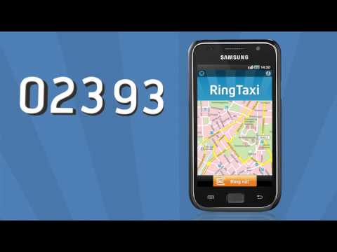 RingTaxi 02393 - ett taxinummer for hele Norge