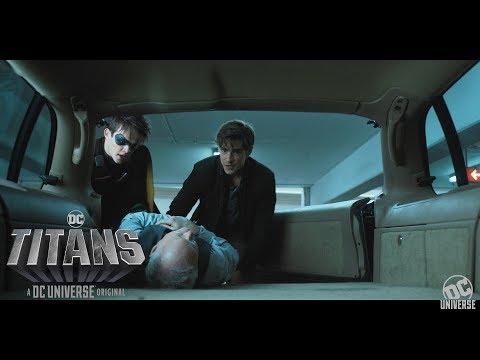 DC UNIVERSE | TITANS: DICK & JASON