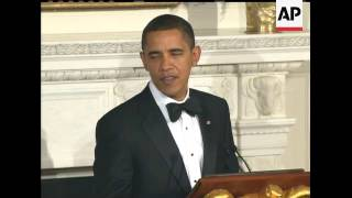 Obama tells governors they see firsthand the troubles facing US economy