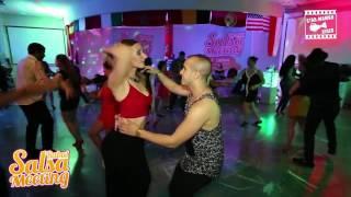 Abdel & Lyudmyla - Social Dancing @ Rabat Salsa Meeting 2016