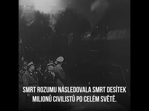 8. května, konec druhé světové války