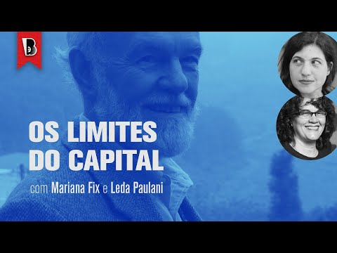 Introdução a DAVID HARVEY — #3 Os limites do capital e a cidade global   LEDA PAULANI e MARIANA FIX