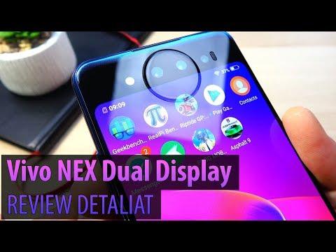 Vivo NEX Dual Display Review în Limba Română