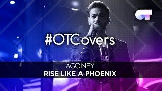 INSTRUMENTAL | Rise like a phoenix - Agoney | OTCover