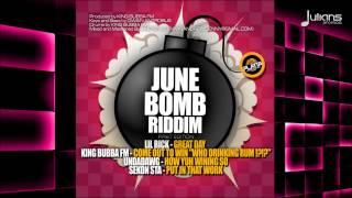 """Soca Music"" Sekon Sta - Put In That Work ""2015 Trinidad Soca"" (June Bomb Riddim)"