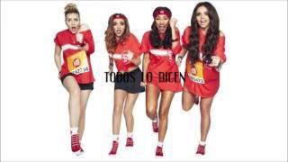 Little Mix - Word Up (Traducida al Español)