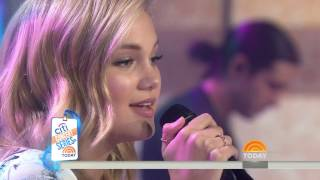 Olivia Holt - History | Live at TODAY Show