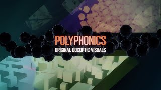 Polyphonics (Trailer): HD Visuals for Resolume, Serato Video, VDMX, MixEmergency, CoGe, etc.
