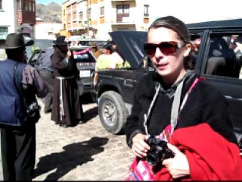 Bolivie Copacabana CarBenediction