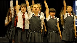 """School Song"" (Matilda the Musical) COVER by Spirit Young Performers Company"