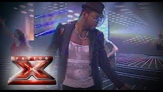 DADUH KING - FACTOR X - GALA ESPECIAL - FIM DE ANO - 2013