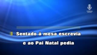 ♫ Karaoke NATAL DE UMA CRIANÇA - Jorge Ferreira